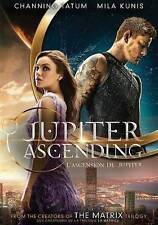 Jupiter Ascending (DVD, 2015) Channing Tatum Mila Kunis Widescreen Brand New
