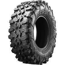 Set of (4) 32-10-14 Maxxis 8 ply Radial Carnivore ATV UTV 32x10-14 Tires