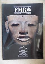 FMR RIVISTA FRANCO MARIA RICCI N. 62 ANNO 1988 - A5
