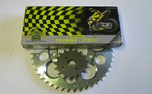 Fits Suzuki GS1000 530 Regina X ring kit chaine & pignon