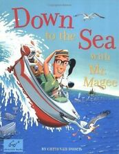 Down to the Sea with Mr. Magee by Chris Van Dusen (2006, Paperback)
