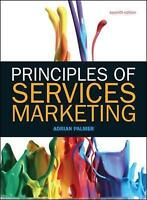 Principles of Services Marketing, Paperback by Palmer, Adrian, Brand New, Fre...