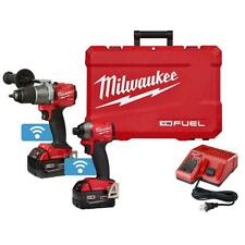 Milwaukee 2996-22 M18  2-Tool Hammer Drill & Impact Driver w/ ONE-KEY™ Combo Kit