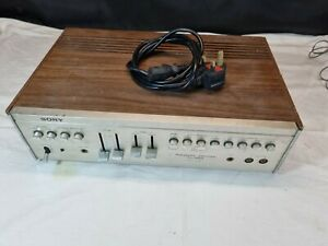SONY Model: TA-1055 Stereo Intergradted Separate Amplifier - Spares & Repairs