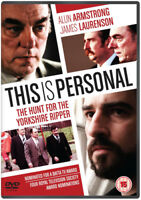 This Is Personal - The Hunt for the Yorkshire Ripper DVD (2013) Alun Armstrong,