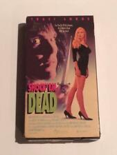 SHOCK 'EM DEAD VHS video tape Horror Academy Traci Lords