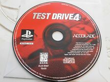 Test Drive 4 (Sony PlayStation 1, 1997)Disc Only 56-334