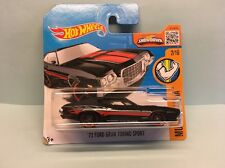 Diecast Hot Wheels Muscle Mania '72 Ford Gran Torino Sport on Blister