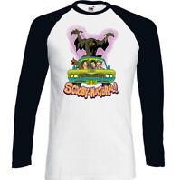 Mens Supernatural T-Shirt, Scooby Doo Funny Unisex Top Parody