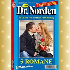 NEU & UNGELESEN * 5 Arztromane * DR. NORDEN * 461 - 465 * GROSSE SCHRIFT