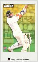 1995-96 Futera Cricket There is No Limit TNL29: Mark Waugh (Australia)