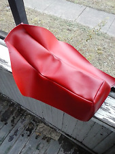 YAMAHA PW 50 Red   1991-2006 Custom Hand Made Motorcycle Seat Cover