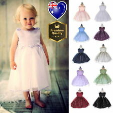 Party Princesses & Fairies Themed Baby Girls' Dresses