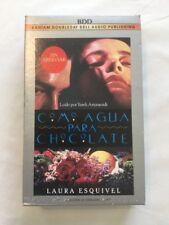 Como Agua para Chocolate by Laura Esquivel (1994, Cassette, Unabridged)