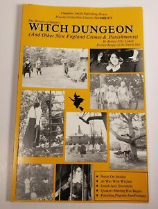 Witch Dungeon Book New England Crimes Punishment Number 9 Collectible