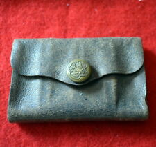 VINTAGE  GIRL SCOUT - EARLY GIRL SCOUT LEATHER COIN PURSE