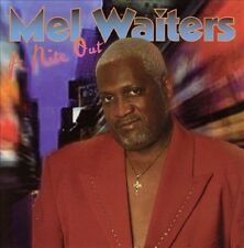 Mel Waiters - A Nite Out - New Factory Sealed CD