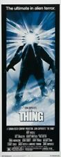 """Thing Poster Movie Poster Insert 14""""X36"""" 1982"""