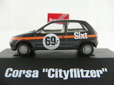 "Herpa 182300 Opel Corsa B (1993-1997) ""Sixt / Cityflitzer"" 1:87/H0 NEU/OVP/PC"