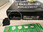 5 PACK NEW Memory Backup Save Battery for the SEGA SATURN System Games Card