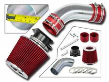 Short Ram Air Intake Kit RED for 96-00 Audi A4 /A6 /Cabriolet 2.8L V6 [Full Set]