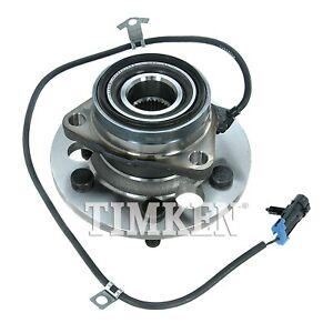 Timken Wheel Bearing and Hub Assembly SP550307