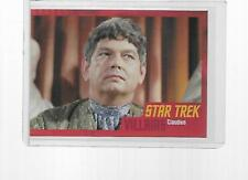 2013 RITTENHOUSE STAR TREK HEROES & VILLAINS PARALLEL CLAUDIUS #59