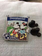 Disney Pin DVC DISNEYLAND 60th DIAMOND CELEBRATION Pin Pic 113312