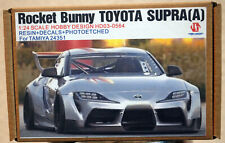 Hobby Design 03-0564 Rocket Bunny Toyota Supra A Widebody Kit Grade Up Parts