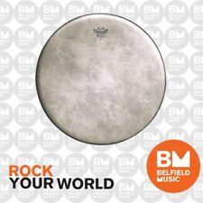 "Remo P3-1520-FA Powerstroke 3 Bass Fiberskyn 20 Inch 20"" Drum Skin Head"