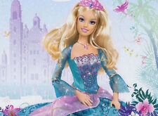 Barbie Doll American Edible Birthday Cake Image Topper Frosting Icing 1/4 Sheet