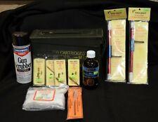 Miscellaneous Gun Maintenance Supplies