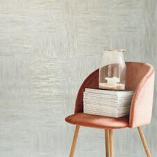 Wallpaper yellow ivory cream gold metallic faux stroke plaster stone Textured 3D