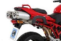 HEPCO BECKER C-BOW Seitenträger Ducati Multistrada 620/1000 Modell 2003 - 2006