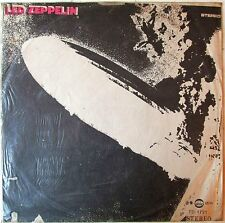 LED ZEPPELIN I Korea issue with NEGATIVE COVER !! Very rare different cover!!