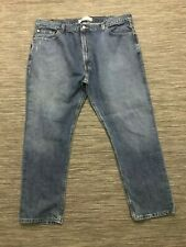 Levi's 505 Regular Fit Jeans Men's 44 x 30 Actual 42 x 40