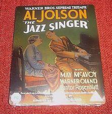 The Jazz Singer *Blu - Ray Steelbook* / Brand New / U. K. / Factory Sealed!!!