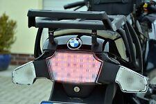 Bianco frecce trasparenti Lenti posteriore BMW R 1100 RS R 1150 RS