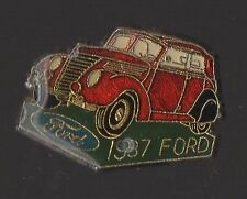 Pin's voiture ford 1937