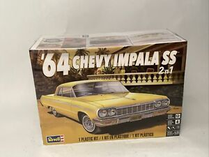 Revell 1964 Chevy Impala SS (85-4487) Model. NEW/SEALED