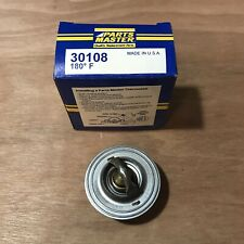 Parts Master Engine Coolant Thermostat 30108 Made in U.S.A
