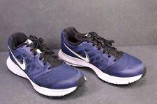 Sb179 nike downshifter 6 unisex cortos talla 41 azul running zapatillas deportivas