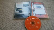 Ford Racing 2001-PC CD ROM Disc