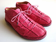 TRIPPEN Germany - Women's Leather CLOSED Shoes BLOW f buf-pink EU38 US7 UK5 woB