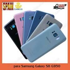 Tapa Trasera Bateria para Samsung Galaxy S8 SM-G950F Original + Adhesivo y lente
