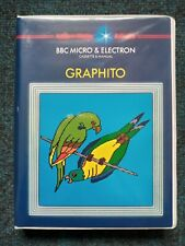 Graphito by  Addison-Wesley software for the BBC Micro - Cassette tape & manual