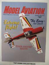 """Model Aviation Magazine   September  2008    Futaba XFC 'Extreme"""""""