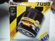 NAPA   7099  Engine Oil Filter CROSS WITH  Wix 57099