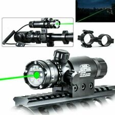 532nm Tactical Green/Red Laser Sight Outside Adjusted for Hunting Rifle Gun