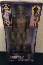 Marvel Guardians Of The Galaxy GROWING GROOT with Growth Feature Figure NEW